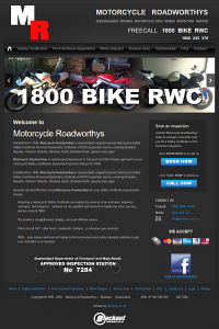 Motorcycle Roadworthys