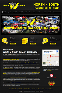 North v South Saloon Challenge